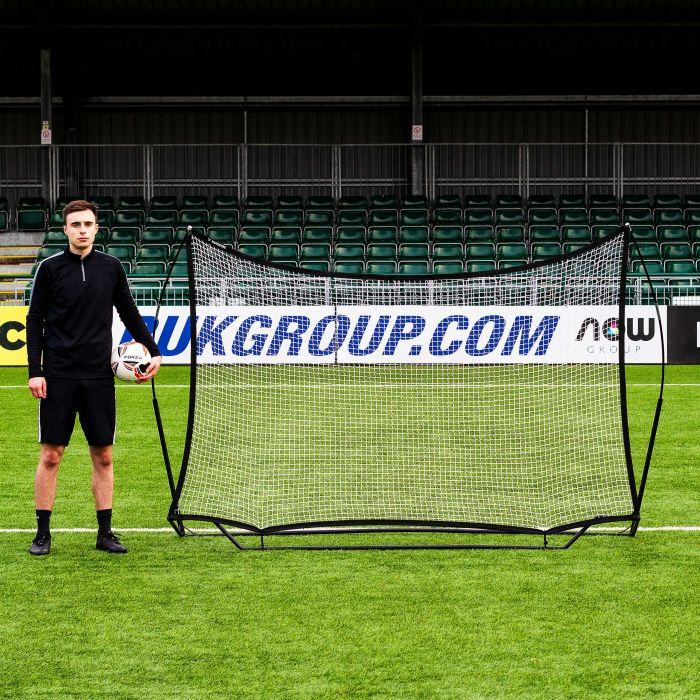Pop-Up Football Rebound Net