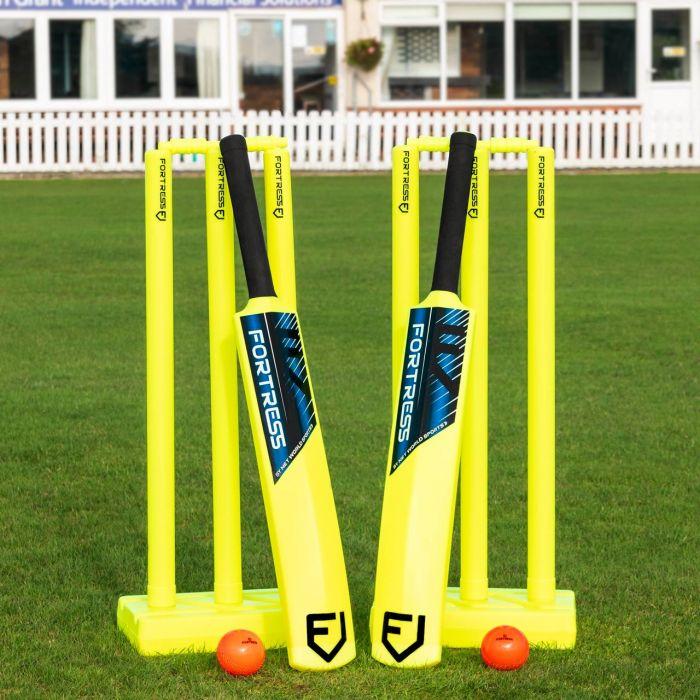 Portable Garden Cricket Set Backyard Set | Net World Sports