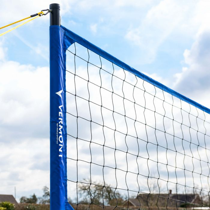Fully Adjustable Telescopic Volleyball Posts | Net World Sports