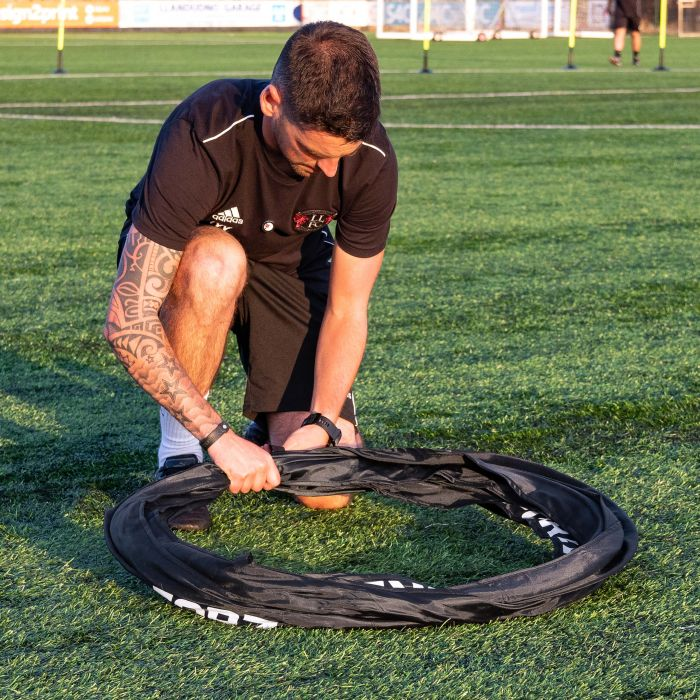 Football Training Tiki Taka Passing Ring