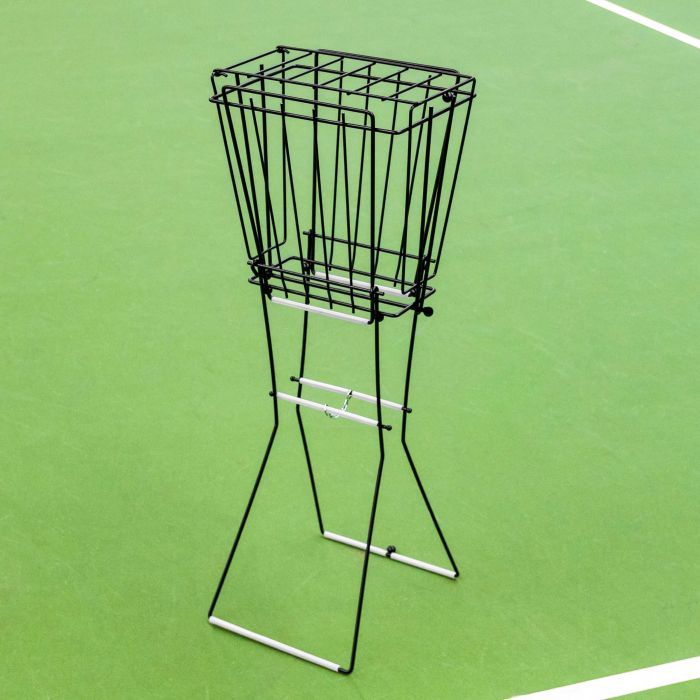 Tennis Ball Basket/Hopper | Net World Sports