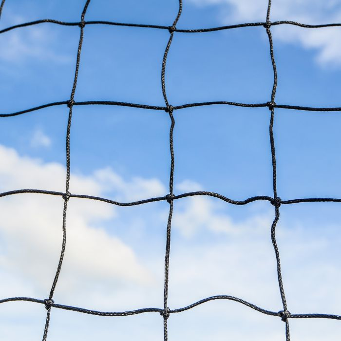 3mm Braided HDPE Netting With 4in Mesh | Net World Sports