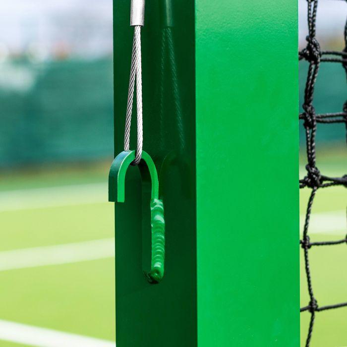 Premium-Grade Tennis Posts Built To ITF Specification | Net World Sports