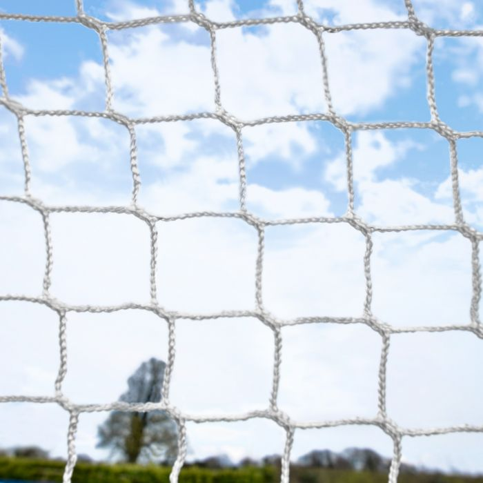 Ultra-Heavy-Duty 3mm HDPE GAA Goal Net With 50mm Mesh | Net World Sports