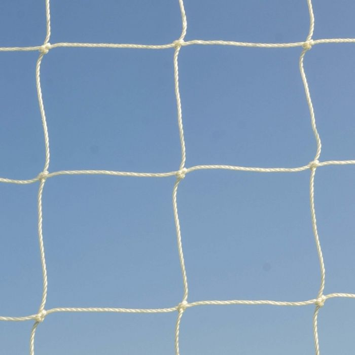 3mm HDPE Goal Net With 100MM MESH UV Treated | Net World Sports