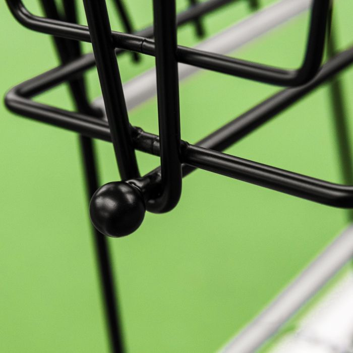 Powder Coated Steel Frame | Net World Sports