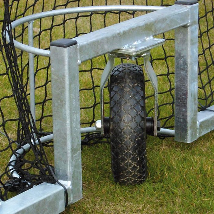 Mobile Batting Cage With Back Opening | Cricket Cage | Cricket | Net World Sports