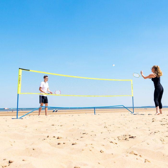 Beach Badminton Net | Net World Sports
