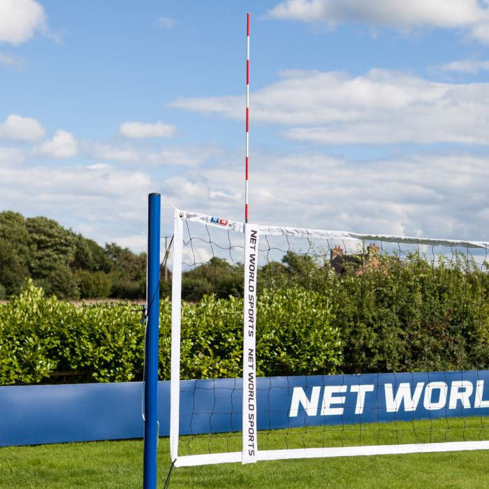 Competition Grade Regulation & Beach Volleyball Nets | Net World Sports