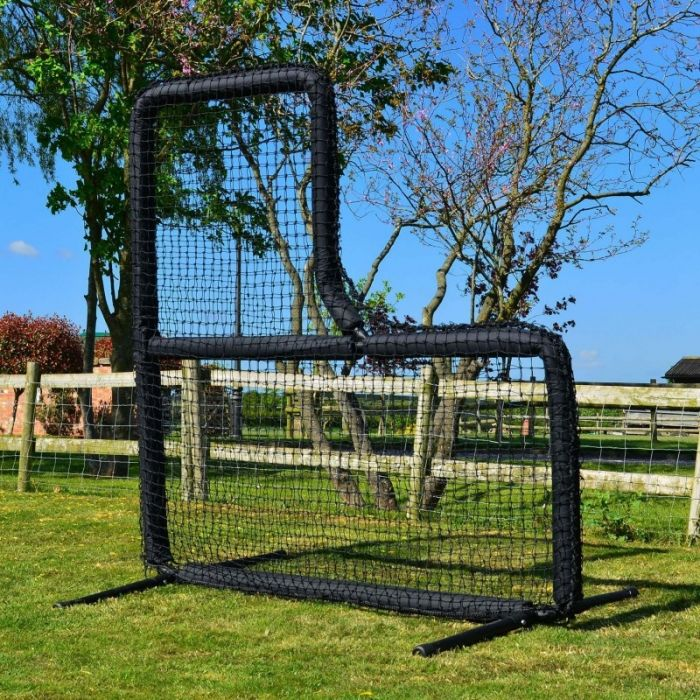 Professional Cricket Protector L-Screen For Cricket Net Sessions | Net World Sports