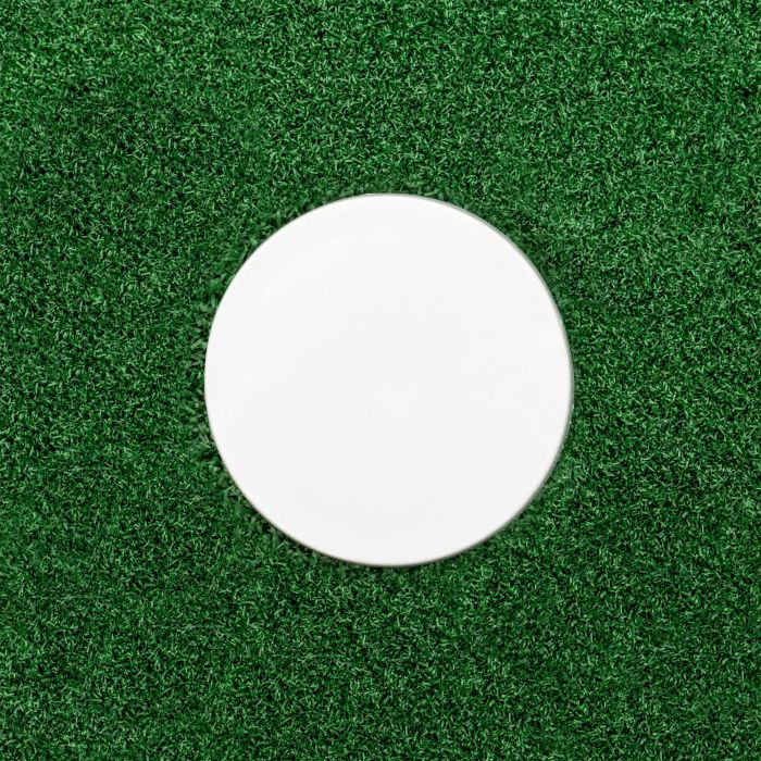 Optic White Cricket Disc Markers | Net World Sports