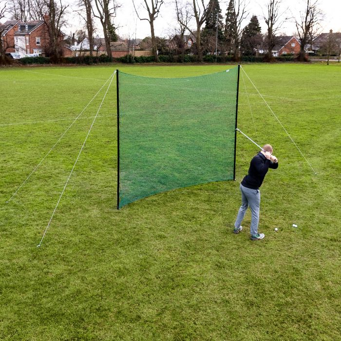 Professional Golf Hitting Net | Golf Driving Range Equipment | Net World Sports