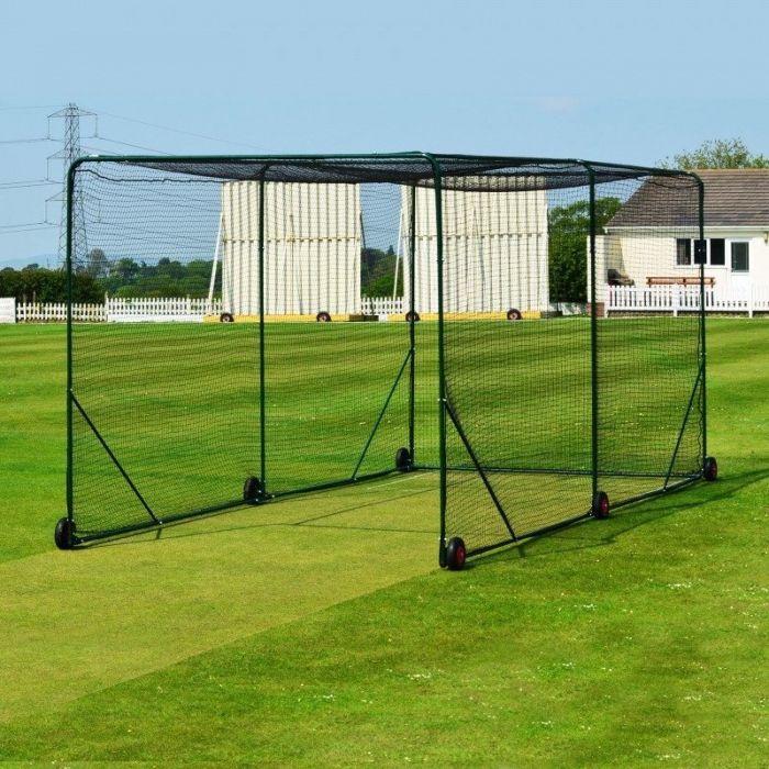 FORTRESS Mobile Baseball Batting Cage | Net World Sports