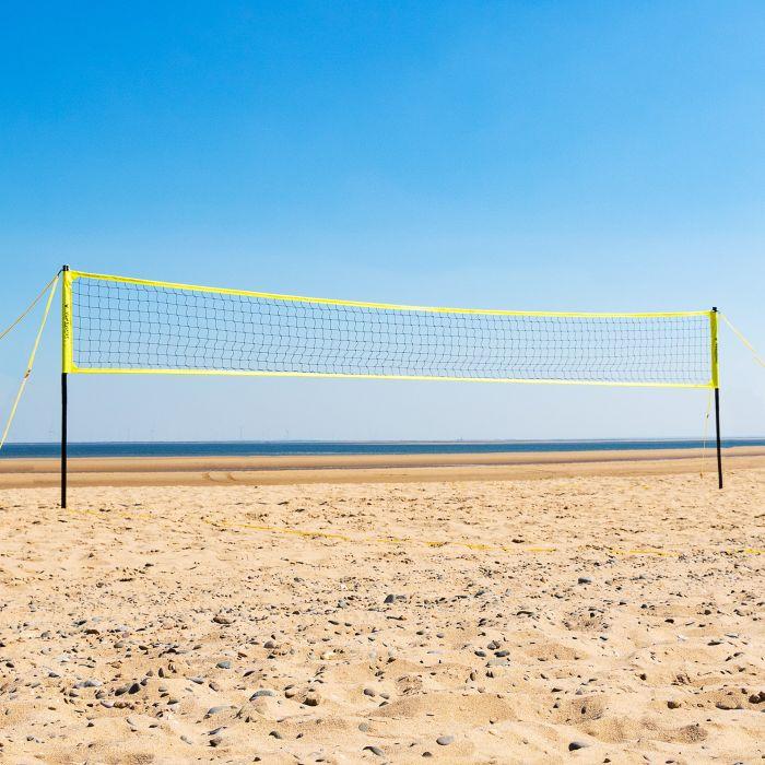 28ft FIVB Regulation Beach Volleyball Nets & Posts | Net World Sports