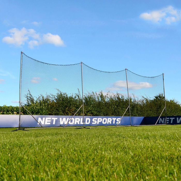 Professional Net System For Stopping Stray Balls | Net World Sports