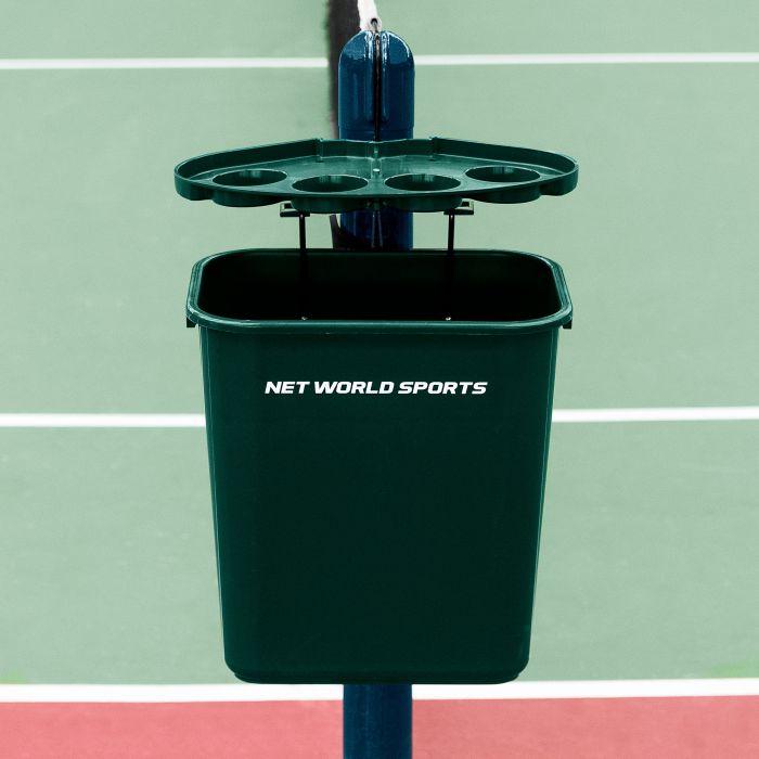 Professional Quality Bin & Shelf For Tennis Courts | Net World Sports