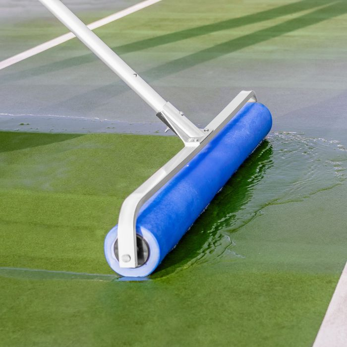 Clear Standing Water From Your Tennis Courts | Net World Sports
