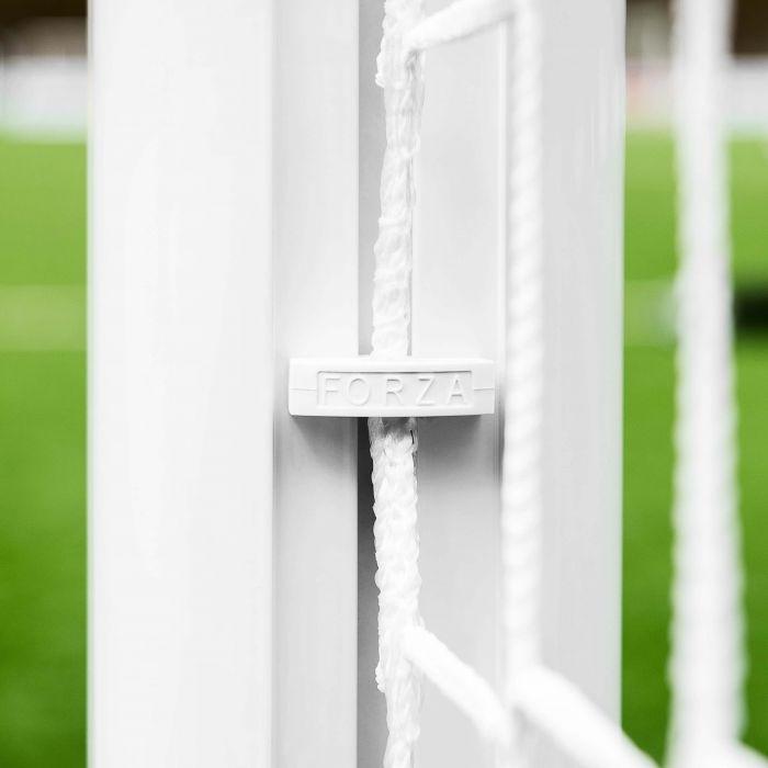 21 x 7 Box Stadium Soccer Goal For Juniors