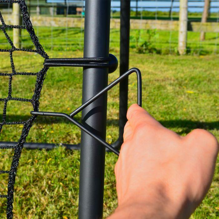 Quick & Easy To Assemble Tennis Rebound Net   Net World Sports