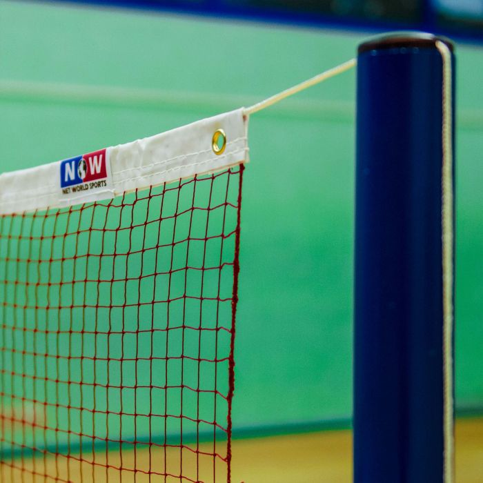 Badminton And Volleyball Combination Posts For Clubs, School And Home Use