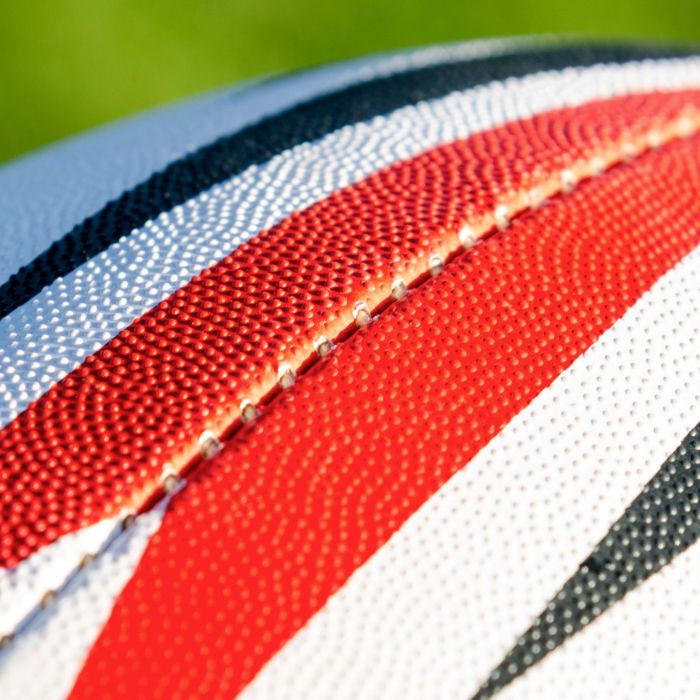 Stitched Rugby Ball