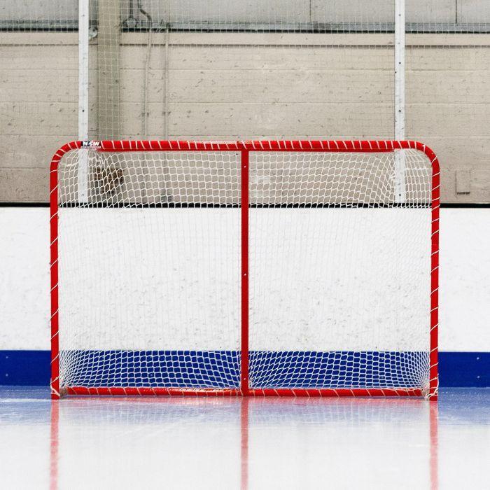 Regulation Ice Hockey Goal & Net   Net World Sports