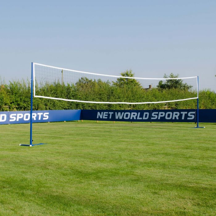 Regulation Volleyball Net Compatible With All Volleyball Posts | Net World Sports