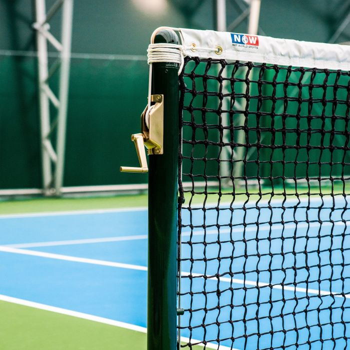 Best Pickleball Net & Post - Round Posts