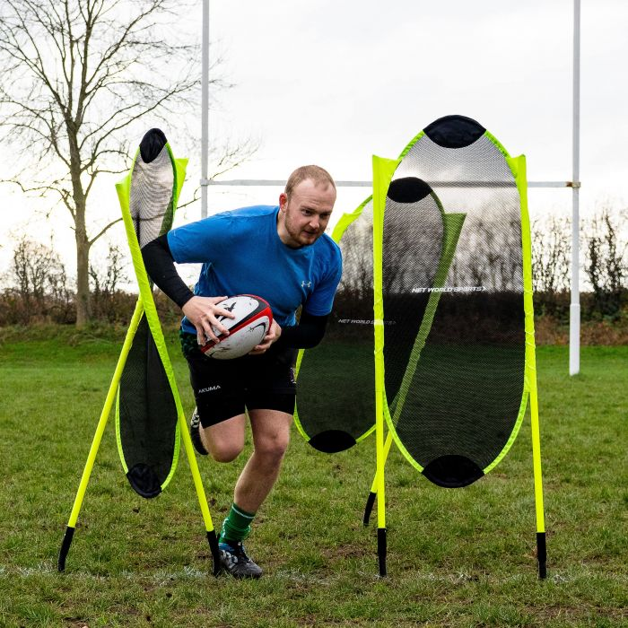 Mesh Rugby Training Dummies