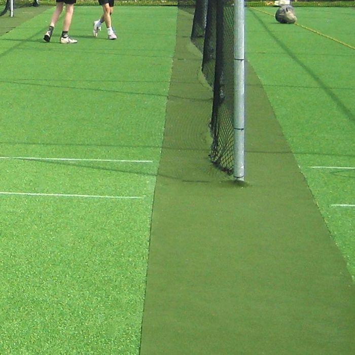 Run-Up/Surround Cricket Matting - 4m Wide