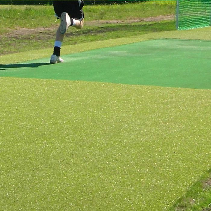 Premium Quality Run-Up/Surround Cricket Matting - 2m Wide