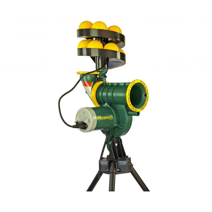 Paceman Bowling Machine for Cricket Batting Nets