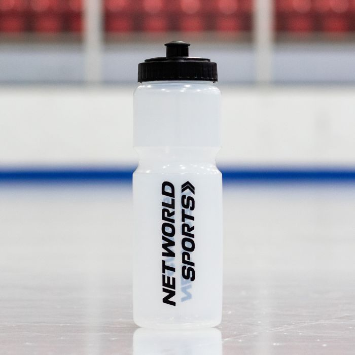 Semi-translucent Hockey Bottles