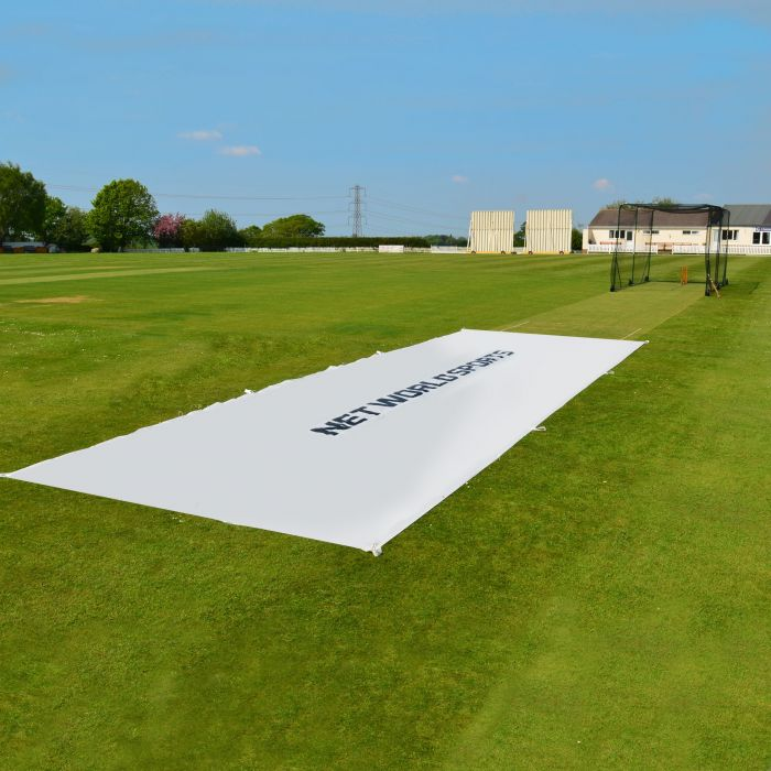Flat Sheet Cricket Wicket Covers 5 Sizes Available | Net World Sports