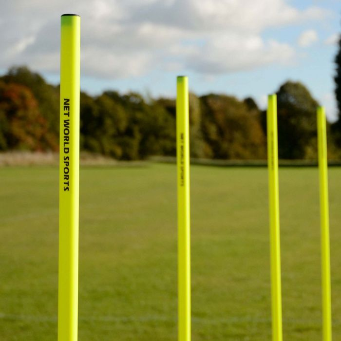 Spring Loaded FORZA Slalom Training Poles