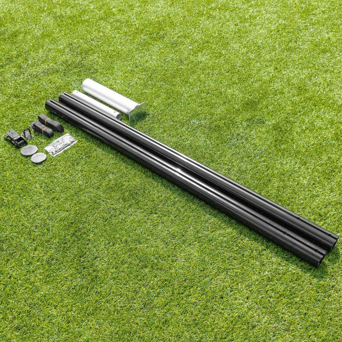 Stadium Box Soccer Goal Stanchions