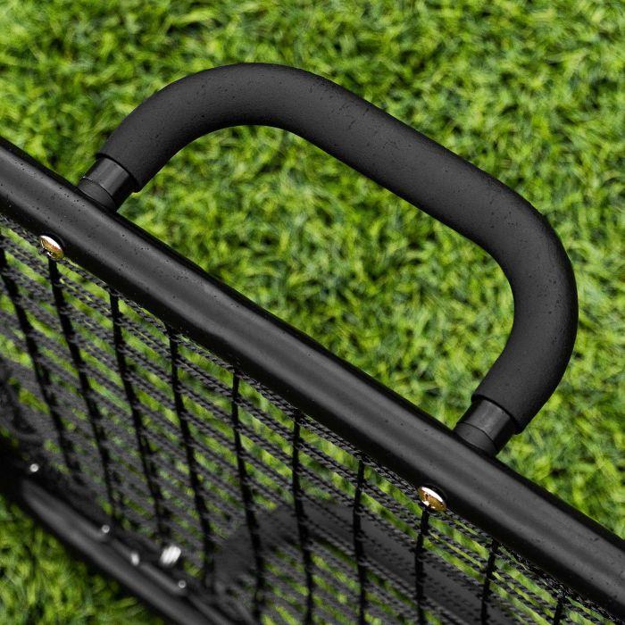 Compact Soccer Rebound Net
