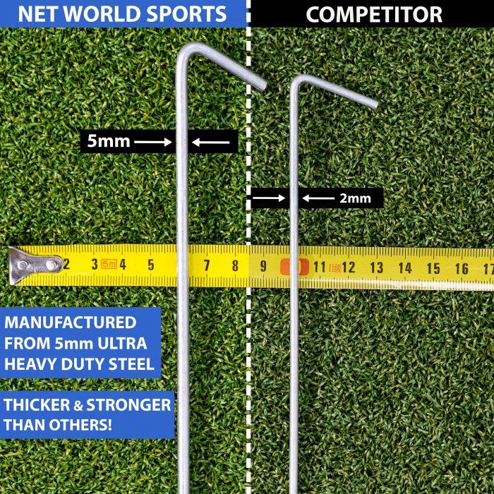Steel Archery Net Comparison