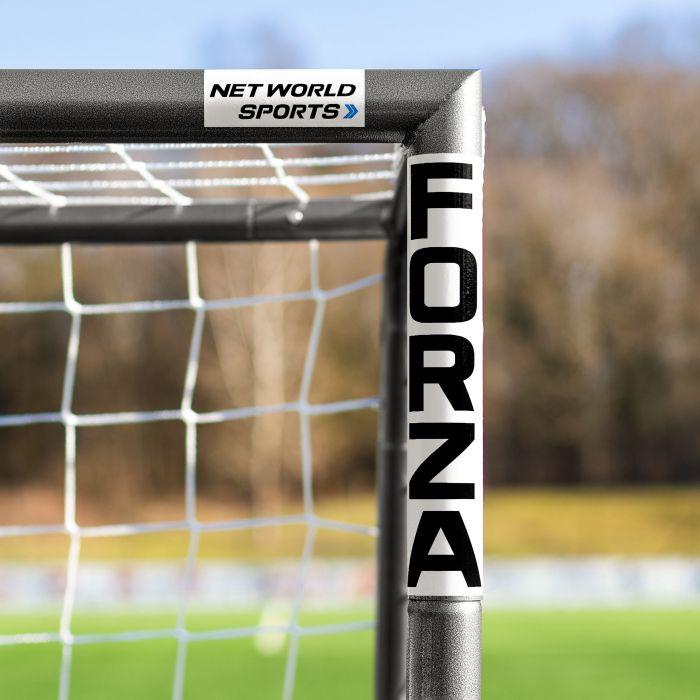 Galvanised Steel Football Goal Frame