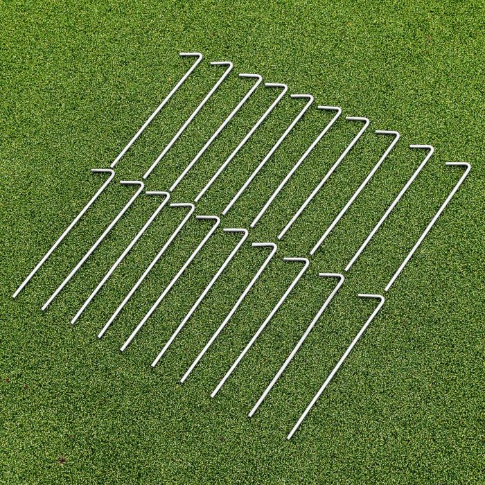 Metal Pegs For Archery Netting
