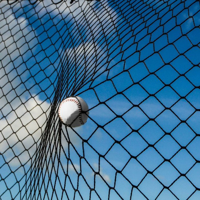 Freestanding Baseball Ball Stop Net System | Net World Sports