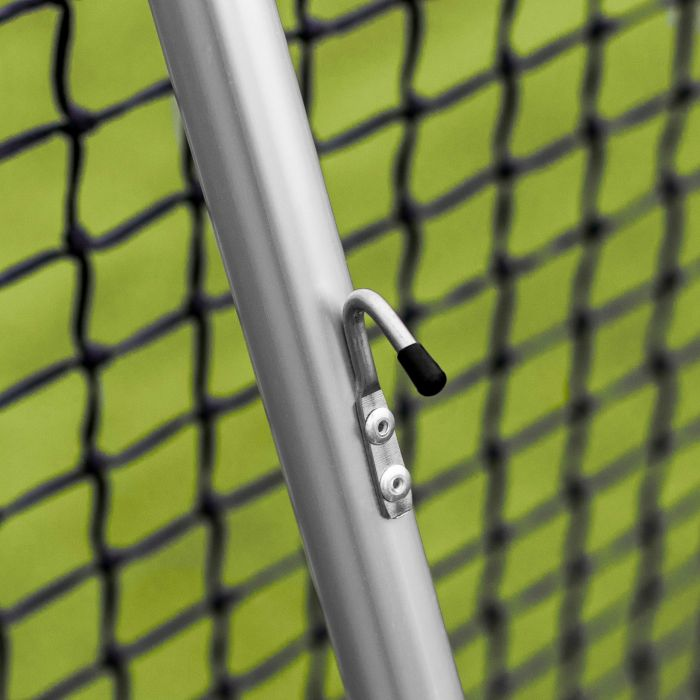 Baseball Pitch Squeegee With Hook For Easy Hanging | Net World Sports