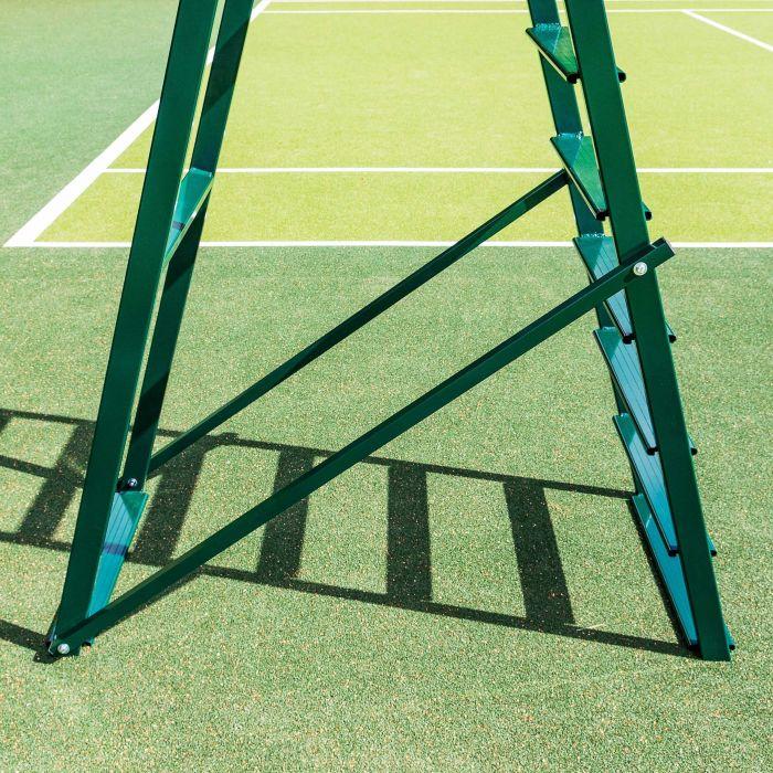 Professional Aluminium Tennis Umpires Chair | ITF Regulation | Weatherproof Chair | Net World Sports