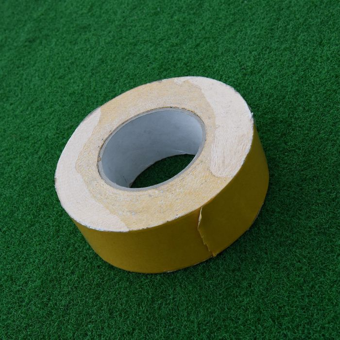 Tape For Firmly Securing Cricket Mats