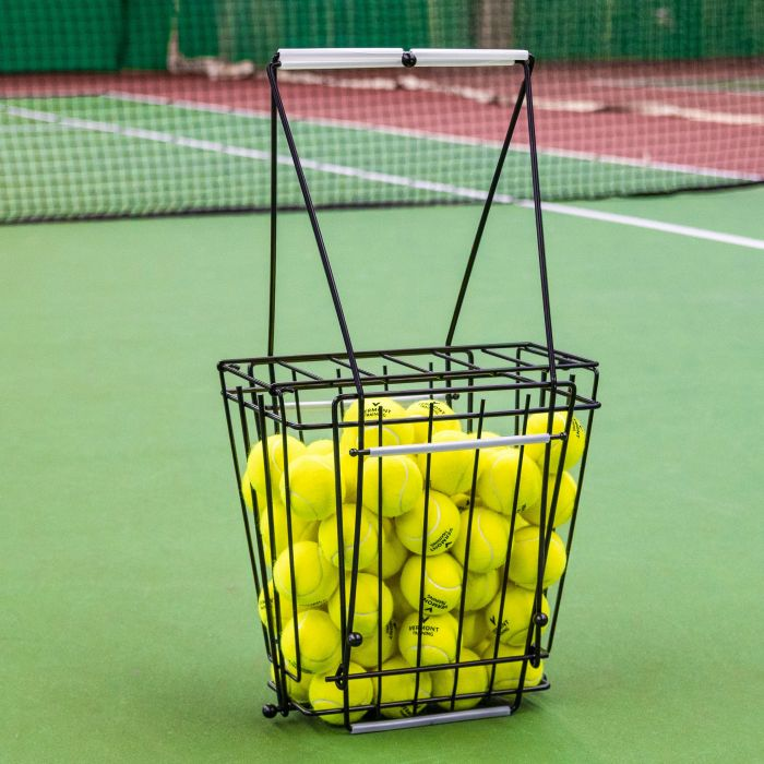 Tennis Ball Basket For Easy Tennis Ball Collection | Net World Sports
