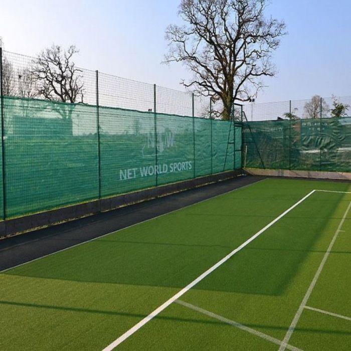 Tennis Court Windbreaks & Windscreens For Outdoor Tennis Courts | Net World Sports