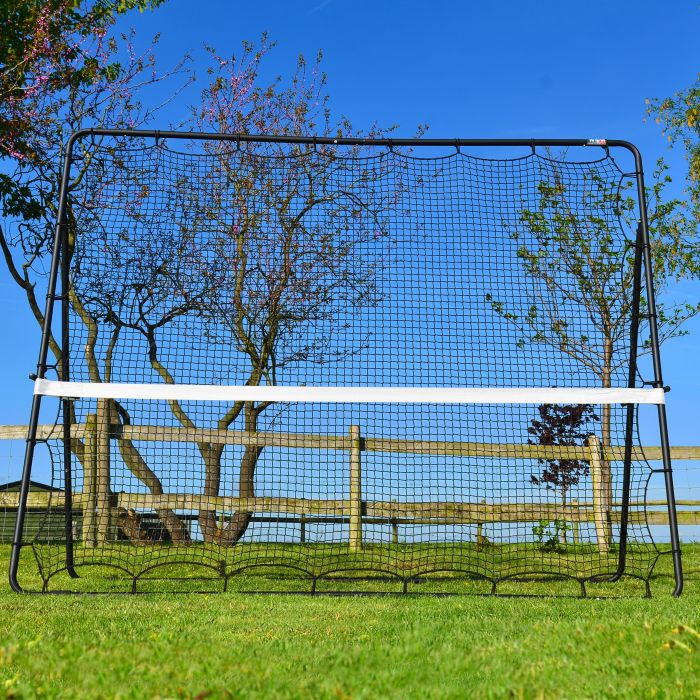 Tennis Rebound Net With Tennis Net Tape Included | Net World Sports