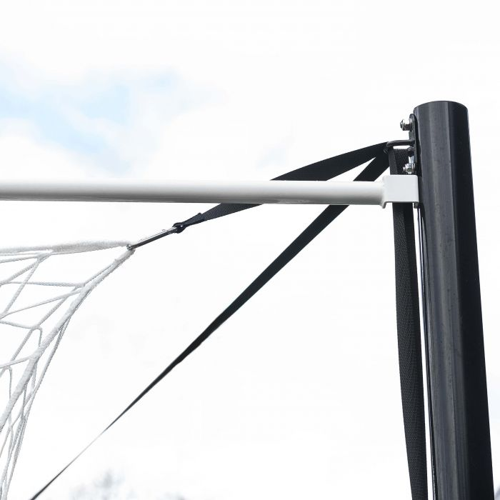 21 x 7 Stadium Box Football Goal Net