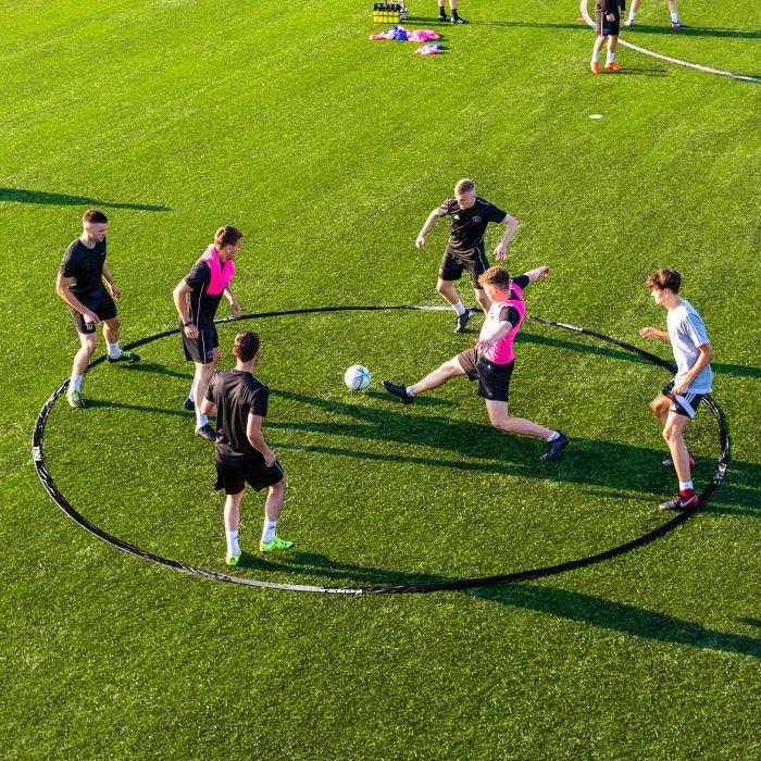 Tiki Taka Ring For Football Passing Practice