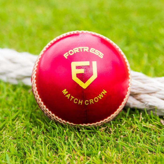 Traditional Red Leather Cricket Balls | Net World Sports